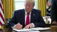 بیانیه ترامپ درباره تمدید تحریمهای آمریکا علیه ایران