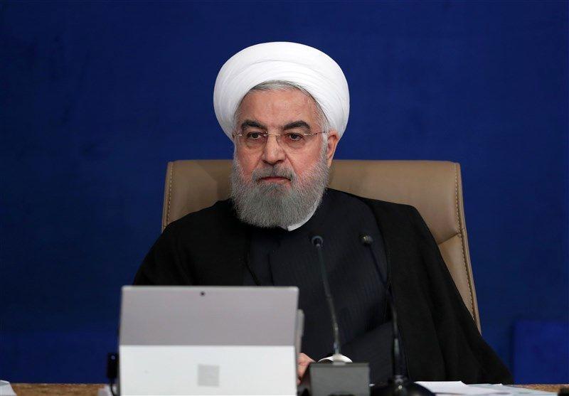 روحانی: به دنبال مقابله با نوسانات قیمتی هستیم!