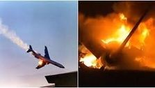 مروری بر کارنامه سقوط هواپیماهای بوئینگ ۸۰۰-۷۳۷ تاکنون