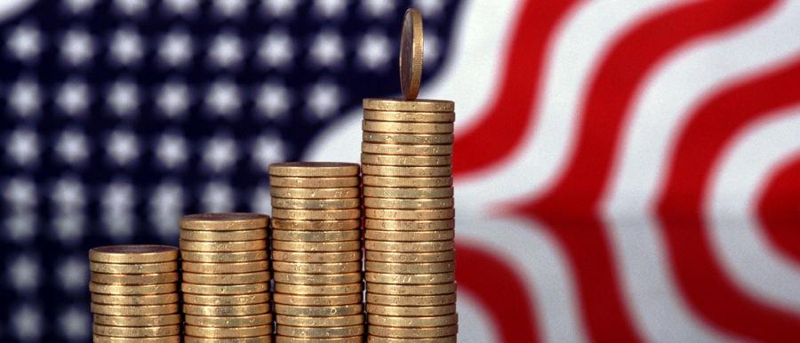نرخ رشد اقتصادی آمریکا کمتر از ۳ درصد شد