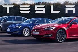 تسلا بازار خودروهای برقی را قبضه کرد!