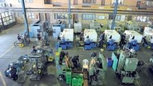 کاهش قابل توجه تولید کالای صنعتی در ۸ ماهه امسال