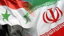 حجم تجارت ایران و سوریه افزایش یافت