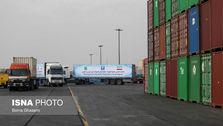 صادرات کشور به 115 میلیون تن رسیده است