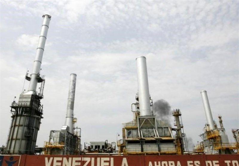 صادرات نفت ونزوئلا به کمترین رقم طی ۱۷ سال گذشته رسید