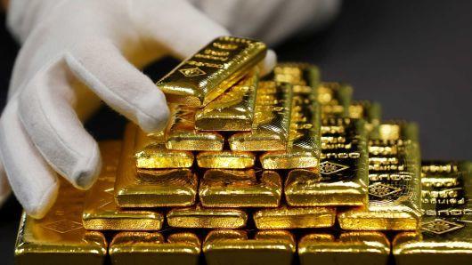 ذخایر طلای جهان بالا رفت/ ذخیره سازی 33 هزار تن طلا در بانک های مرکزی جهان