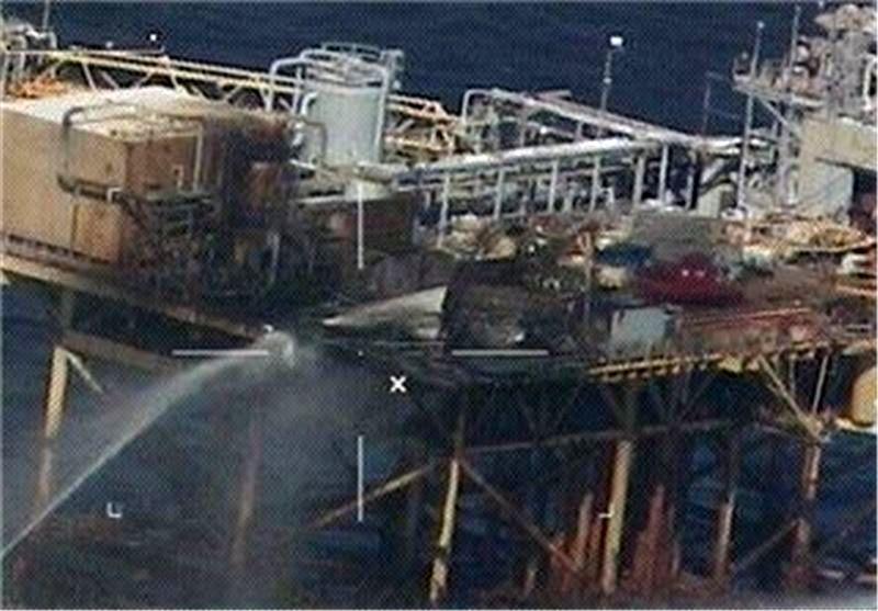 تعطیلی سکوهای نفتی آمریکا در خلیج مکزیک با نزدیک شدن طوفان