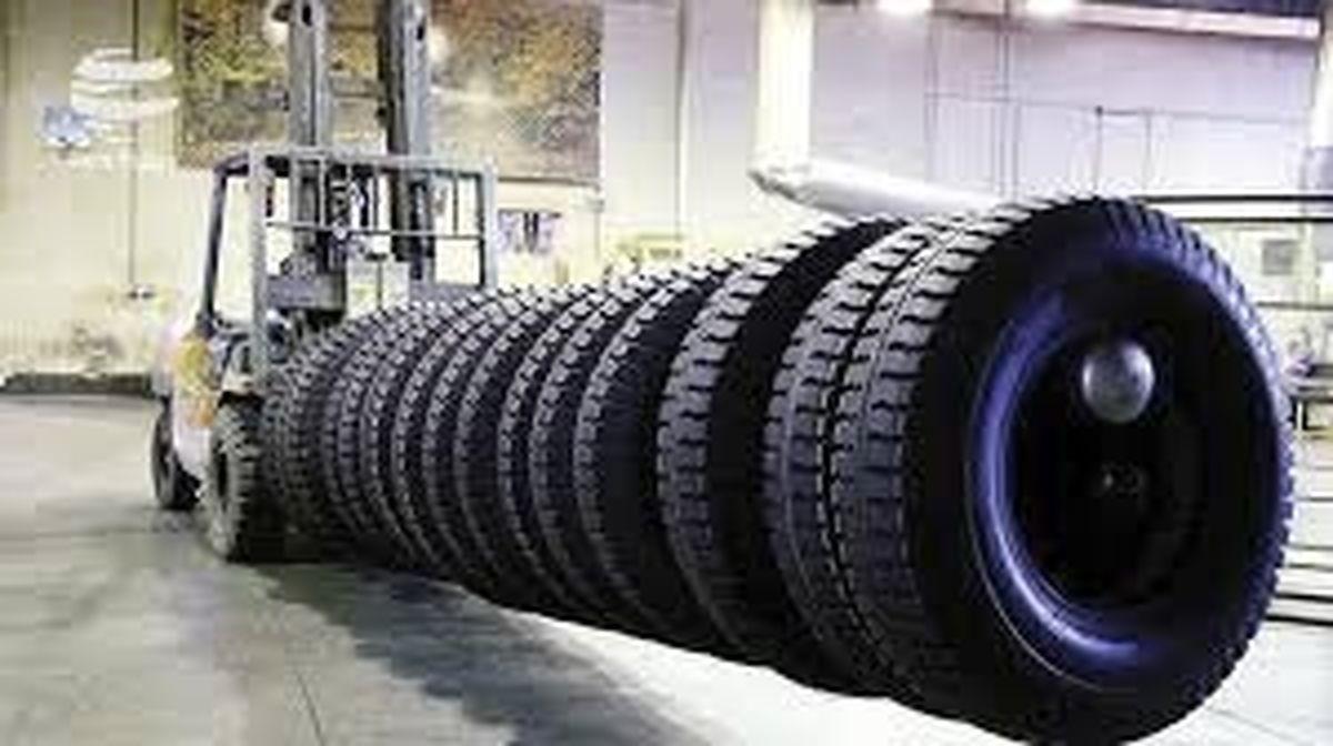 تایرسازان مجاز به صادرات بخشی از تولید خود شدند