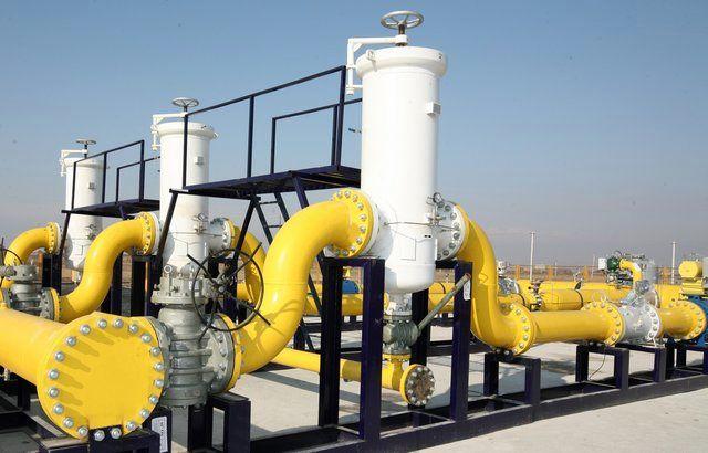 توقف صادرات گاز لوک اویل روسیه به چین