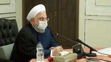 روحانی: دشمن بداند که سرزمین ما هر روز آبادتر میشود