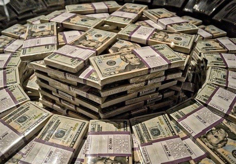 ۲۲ میلیارد دلار ارز گم شد