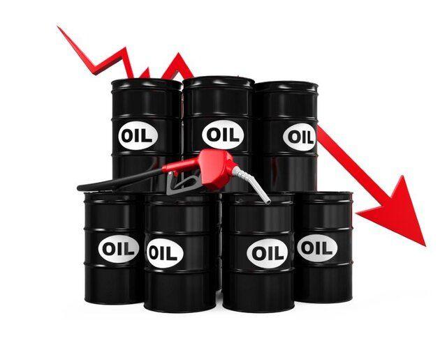 سقوط ۲۹ درصدی قیمت نفت آمریکا در یک هفته