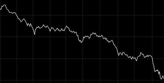 ضرر سنگین بزرگترین صندوق مالی جهان از بورس بازی!