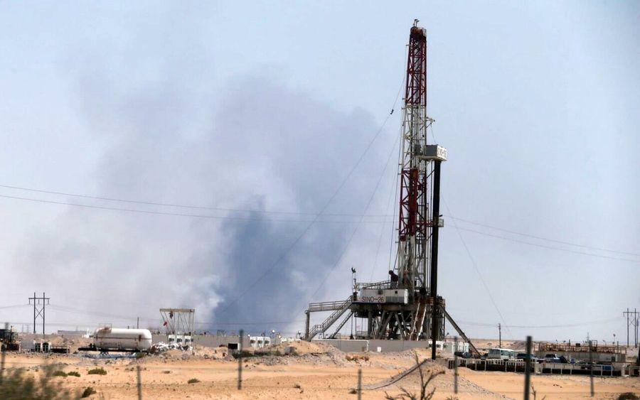 واکنش شدید نفت خام به انفجارهای عربستان