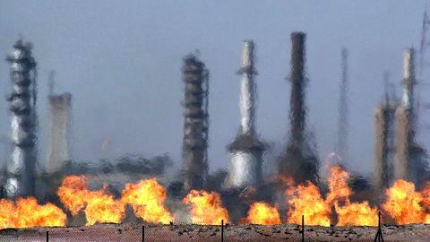 عرضه اولیه اوراق سلف موازی استاندارد نفت خام یک میدان نفتی