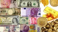قیمت طلا، سکه و ارز امروز ۹۹/۱۲/۲۵