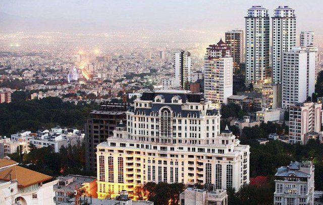 افت ۵ میلیون تومانی قیمت مسکن در شمال تهران