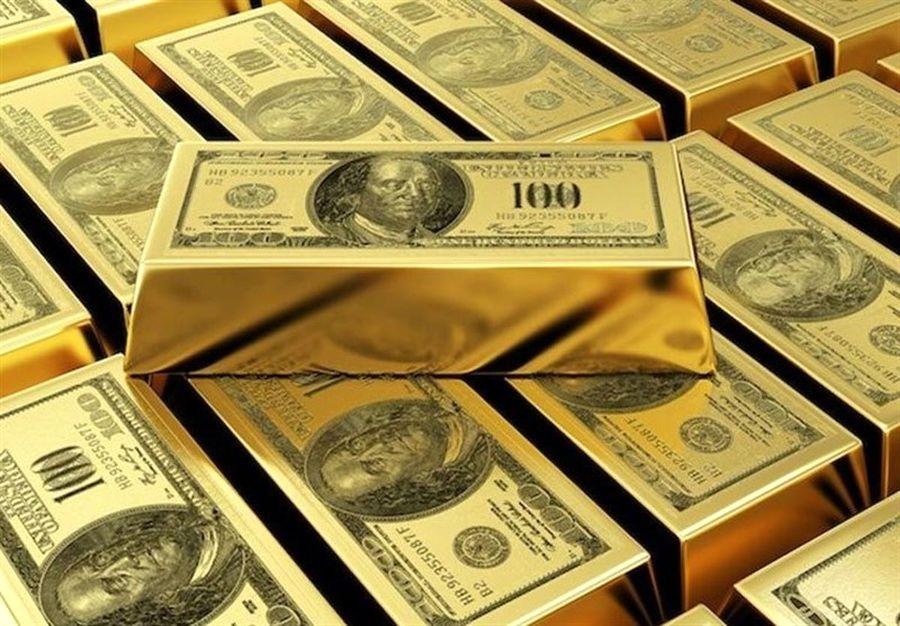 قیمت جهانی طلا امروز ۹۹/۰۸/۱۴