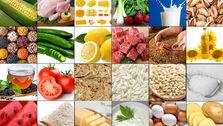 خلاصه قیمت خرده فروشی مواد خوراکی/ افزایش قیمت 9 گروه کالایی