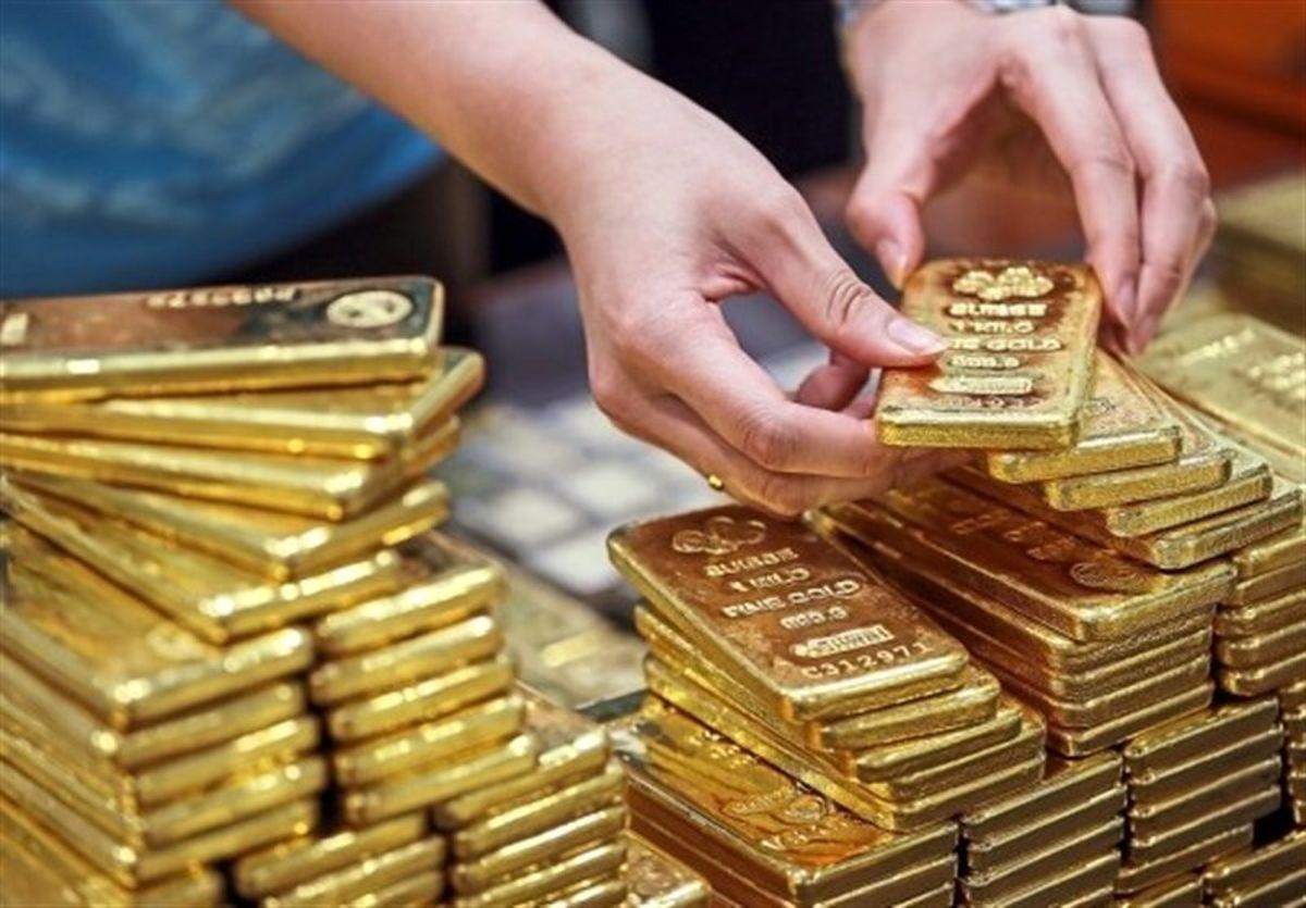 قیمت جهانی طلا امروز ۱۴۰۰/۰۶/۲۹