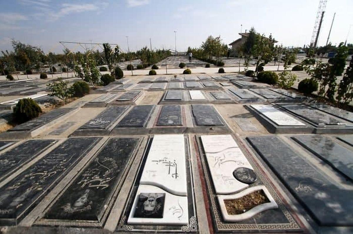 مرگ و میرهای کرونایی سنگ قبر را ۳۵ درصد گران کرد