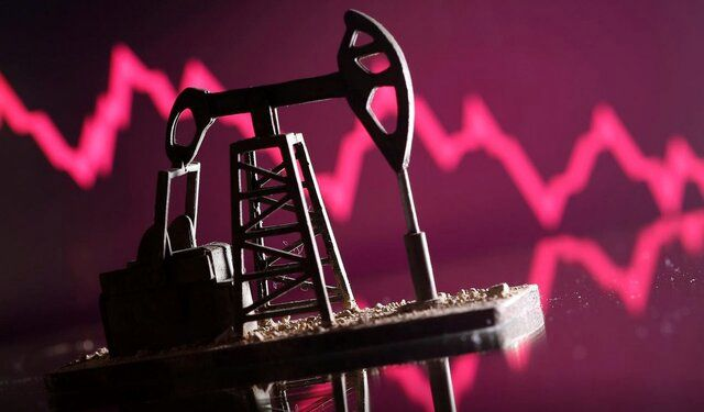 موج جدید کرونا نفت را عقب راند