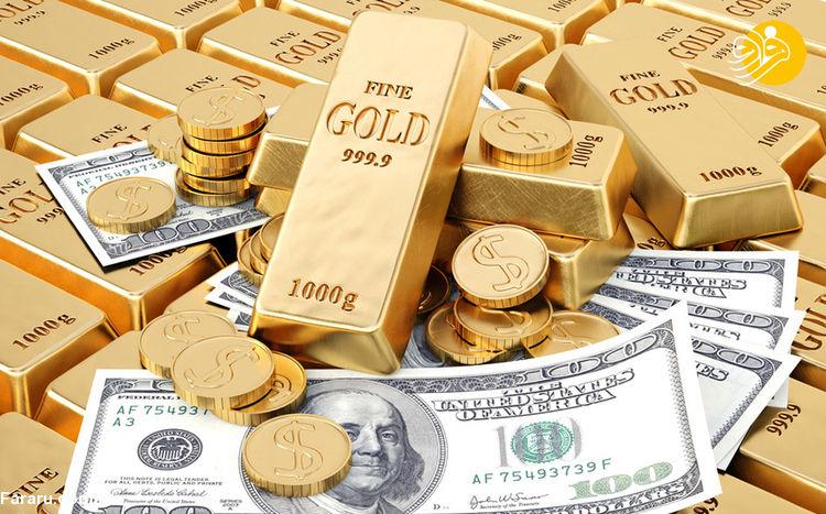قیمت طلا، قیمت دلار، قیمت سکه و قیمت ارز امروز ۹۸/۰۸/۱۹