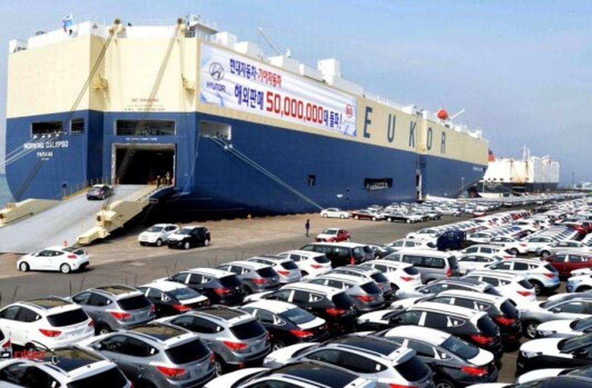 ۹ طرح پیشنهادی برای واردات خودرو