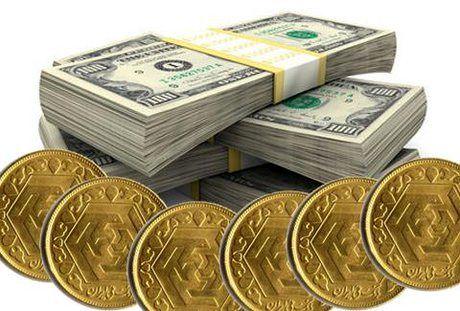 قیمت طلا، قیمت دلار، قیمت سکه و قیمت ارز امروز ۹۸/۱۱/۰۷