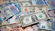 ادامه روند کاهش نرخ رسمی یورو و پوند