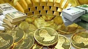 دلار روی ریل صعود/طلا و نوسان های اندک