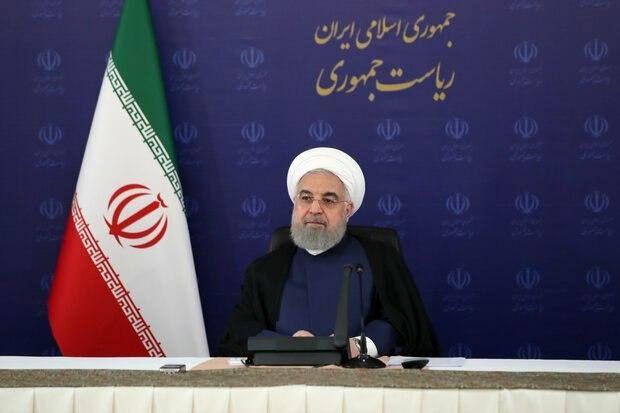 روحانی: اقتصاد ما شرایط بهتری نسبت به اقتصاد آلمان دارد!