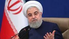 روحانی: تحریم با همه نکبتش نقاط فرصت هم برای کشور دارد