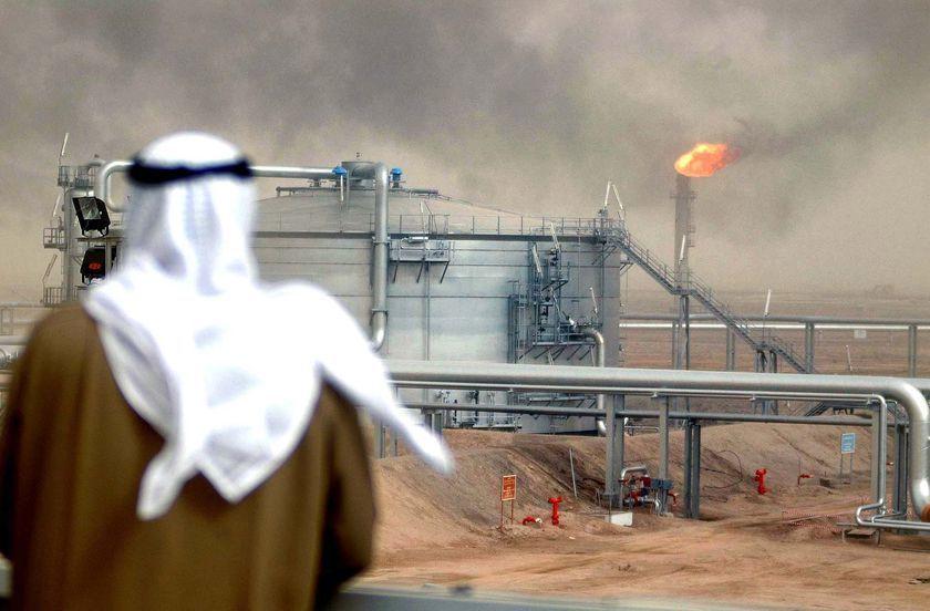 صادرات نفت عربستان به آمریکا کم شد