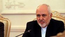 ظریف: ترامپ به ممانعت از فروش نفت ایران پایان دهد