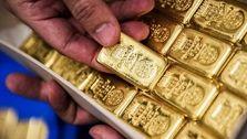 صعود 1200 دلاری طلا
