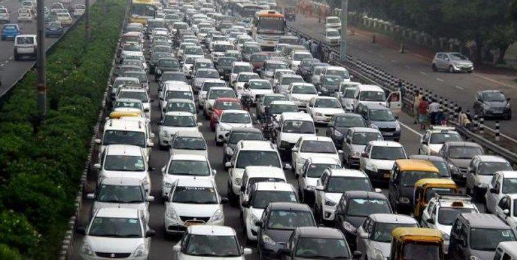 ترافیک سنگین در آزادراههای تهران - قزوین و تهران - قم/ مردم از سفر پرهیز کنند