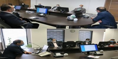 اولین جلسه کمیته فنی-تخصصی انتخاب مدیران و کارمندان شایسته صنعت بیمه برگزار شد