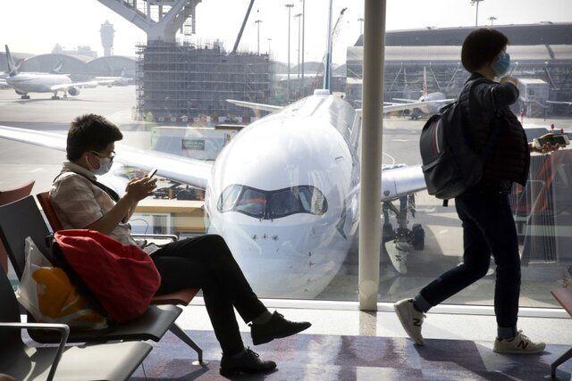 چه خبر از لغو پروازهای بینالمللی؟
