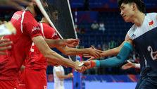 تیم ملی والیبال به مصاف چین میرود