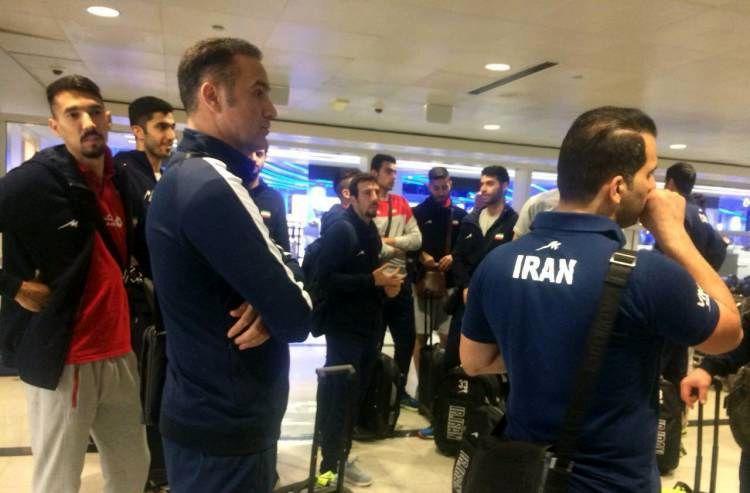 رئیس فدراسیون جهانی والیبال از اتفاقات فرودگاه شیکاگو اظهار شرمساری کرد