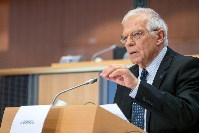 جوزپ بورل: هدف از اجرای مکانیسم ماشه بازگرداندن تحریمها نیست