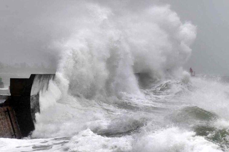 فیلم/ کوچههای چابهار پس از طوفان حارهای