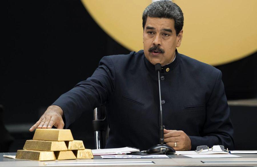 چوب حراج مادورو به منابع کشور ونزوئلا