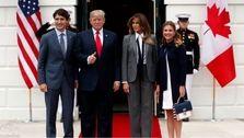 ترودو محبوبترین و ترامپ منفورترین رهبر جهان!