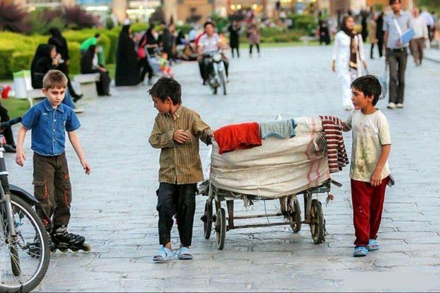 وجود ۴۰۰۰ کودک زبالهگرد در تهران