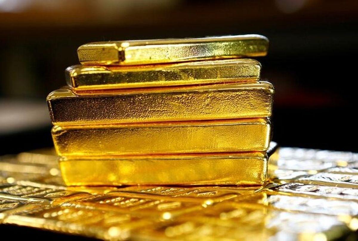 قیمت جهانی طلا امروز ۹۹/۱۱/۰۹|کاهش قیمت طلا با چشم انداز تیره اقتصاد آمریکا