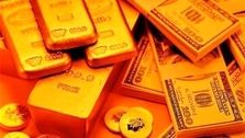 قیمت جهانی طلا امروز ۹۹/۰۳/۲۸