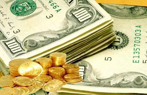 قیمت در بازار طلا و ارز چند؟