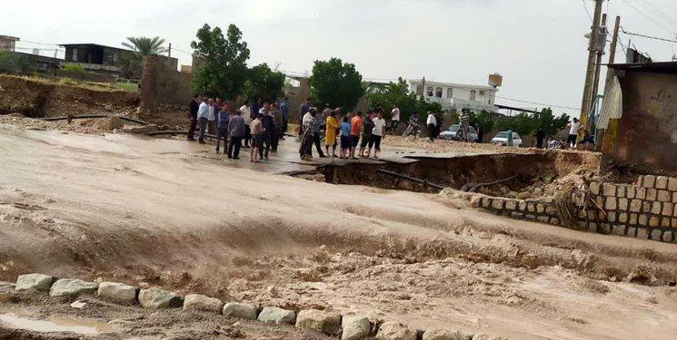 اقدامات وزارت جهاد کشاورزی در استانهای سیلزده تشریح شد